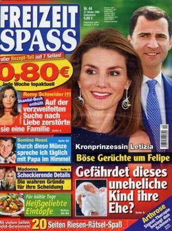2008-10-22 - Freizeit Spass - N° 44