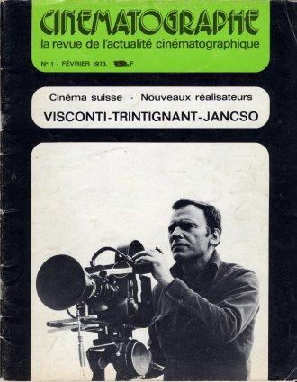 1973-02-00 - Cinématographe - N° 1