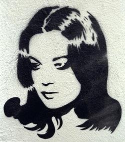 Romy Schneider by José Lodewick 3