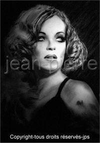Romy Schneider by JPS 14