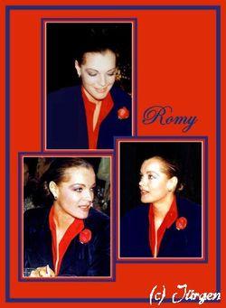 Romy Schneider by Jurgen 12'