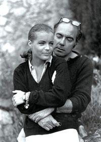 Romy Schneider et Jacques Deray