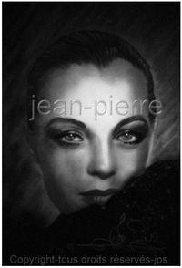 Romy Schneider by JPS 13