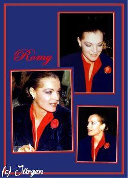 Romy Schneider by Jurgen 11'