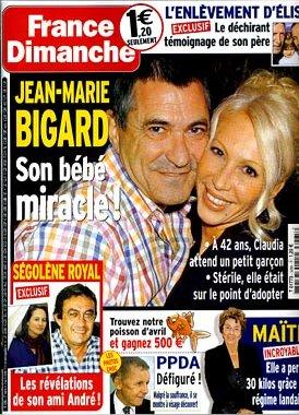 2009-03-27 - France Dimanche - N° 3265