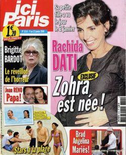 2009-01-06 - Ici Paris - N° 3314