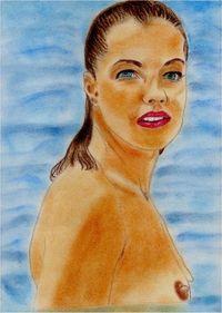 Romy Schneider by Bea (08)