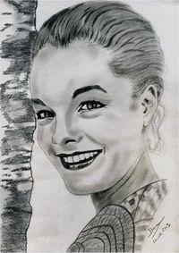 Romy Schneider by Bea (10)