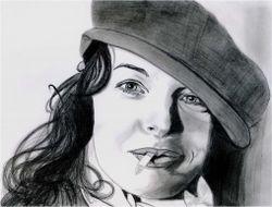 Romy Schneider by Bea (07)