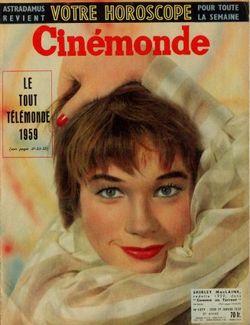 1959-01-29 - Cinémonde - N° 1277