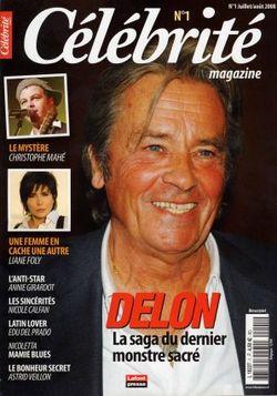 2008-07-00 - Célébrité Magazine - N° 1