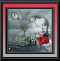 Romy Schneider by Catinou 1