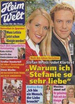 2009-04-25 - Heim und Welt - N° 18