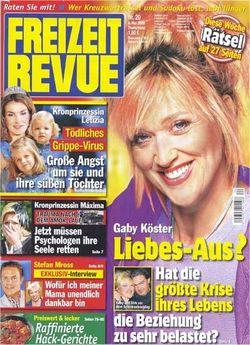 2009-05-06 - Freizeit Revue - N° 20