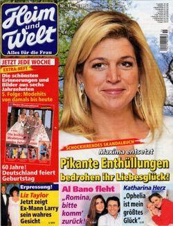 2009-04-04 - Heim und Welt - N° 15