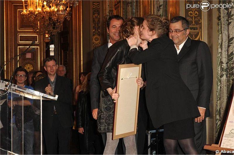 2009-04-20 - Prix Romy Schneider 2
