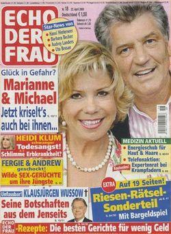 2009-04-22 - Echo der Frau - N° 22 - 1