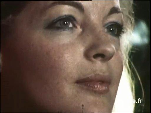 Romy Schneider sur Ina