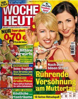 2006-05-05 - Woche Heute - N° 20 - 1