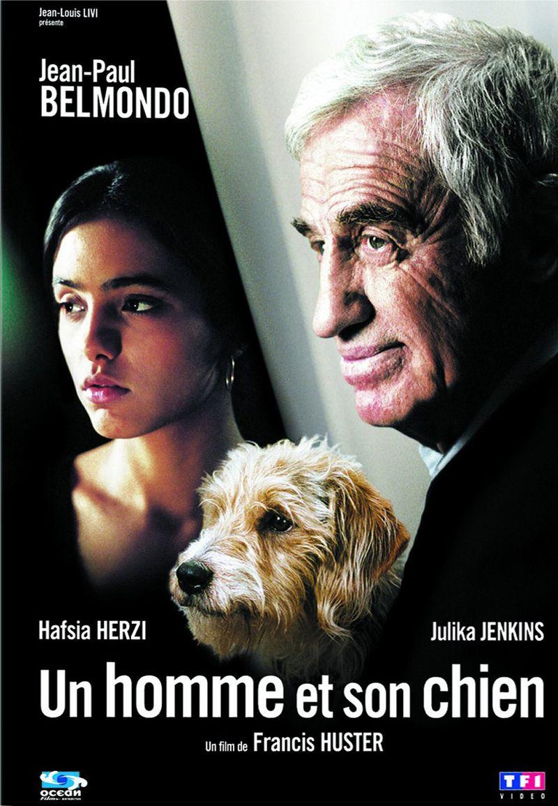 Sarah Biasini - Un homme et son chien