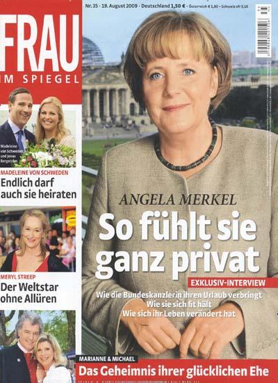 2009-08-12- Frau Im Spiegel - N° 35-1