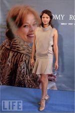 Jessica Schwarz est Romy Schneider 09