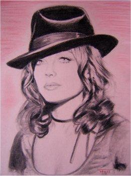 Romy Schneider by Nanie (02)