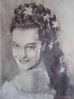Romy Schneider by Rignol-Padovani