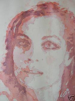 Romy Schneider by Ci-fij