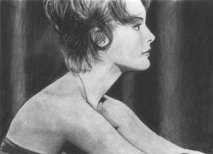 Romy Schneider by Freak out there
