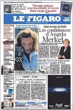 2009-11-06 - Le Figaro