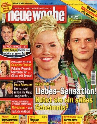 2009-11-06 - Neue Woche - N° 46