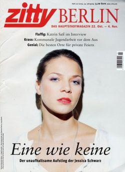 2009-10-22 - Zitty Berlin - N° 22