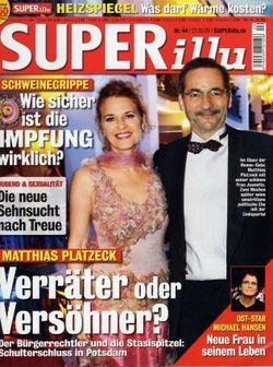 2009-10-22 - Super Illu - N° 44