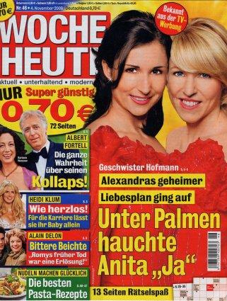 2009-11-04 - Woche Heute - N° 46