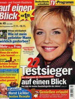 2009-10-29 - Auf Einen Blick - N° 45