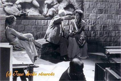 Lysistrata tournage 28'