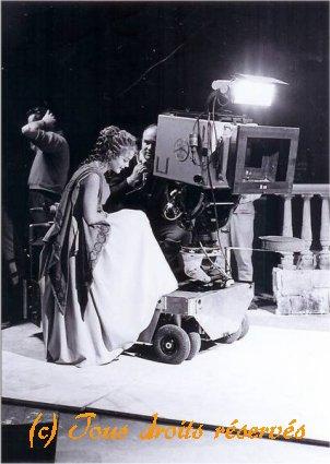 Lysistrata tournage 33'
