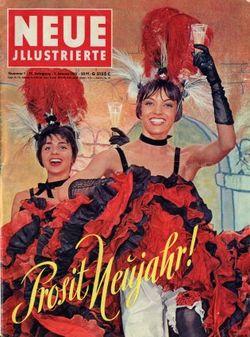 1960-01-01 - Neue Jllustrierte - N° 01