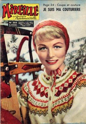 1962-01-00 - Mireille - N° 355