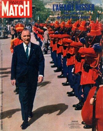 1971-02-20 - Paris Match - N° 1137