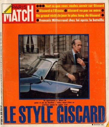 1974-06-01 - Paris Match - N° 1308