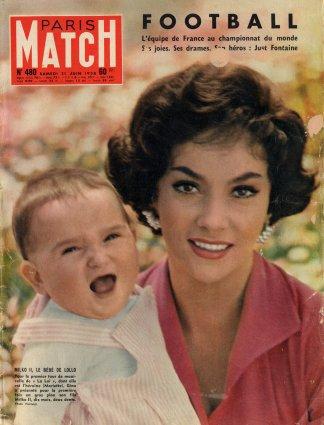 1958-06-21 - Paris Match - N° 480