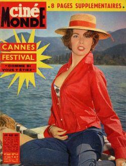 1962-05-12 - Cinémonde - N° 1449