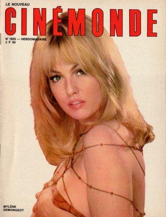 1970-03-03 - Cinémonde - N° 1825