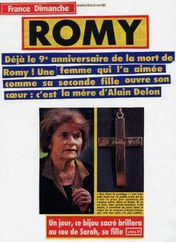 1991-05-25 - France Dimanche - N° 2334