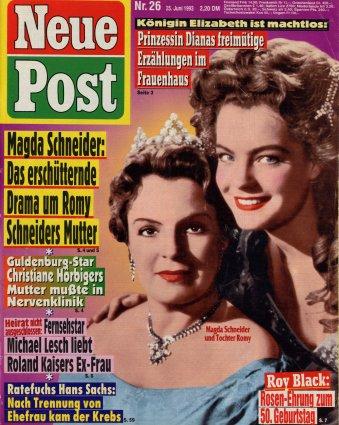 1993-06-25 - Neue Post - N° 26