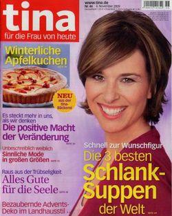 2009-11-04 - Tina - N° 46