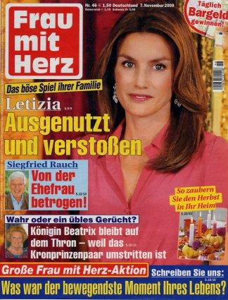 20099-11-04 - Frau Mit Herz - N° 46