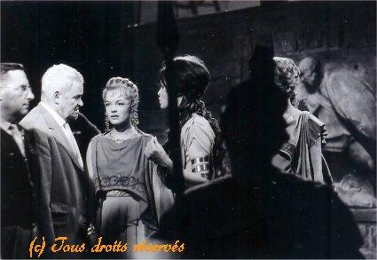Lysistrata tournage 03'